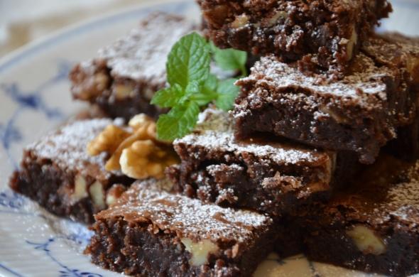 Virginia Belle's Brownies