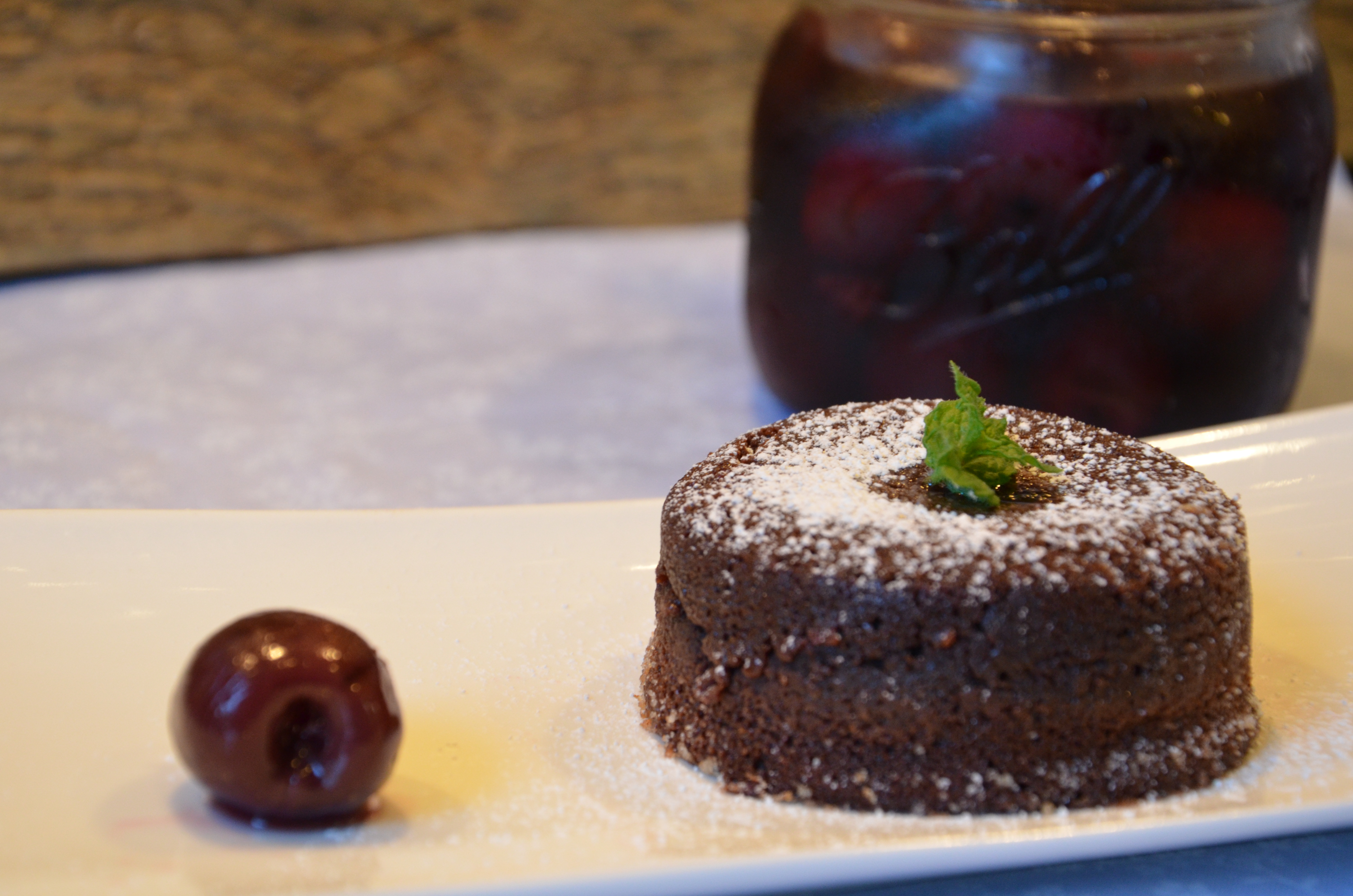 Annas Molten Lava Cakeapproved by Joe Bastianich