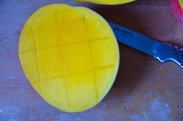 Edited - Mango Half