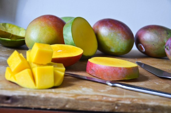 Edited - mango prep