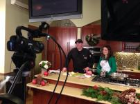 On Set with Brian Dunn, Corporate Development Chef of Roche Brothers at Gordon's Fine Wine and Liquor